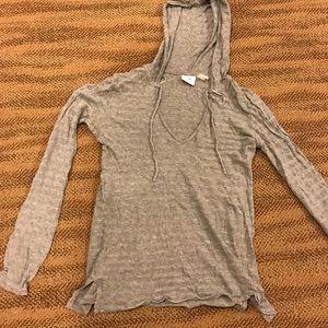 Aeropostale gray long sleeve